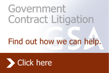 government contract litigation